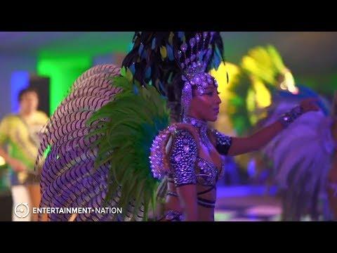 Brazilian Rio Dancers - Live Event