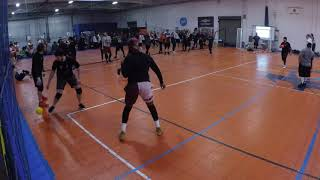 Fortune vs Crysis   No Sting Bracket   The Dodgeball Tribune 2019