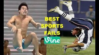 Best Funny Sports FAILS Vines Compilation