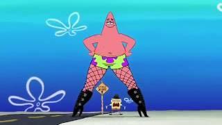 Spongebob 'Слышь, ты че такая дерзкая, А'