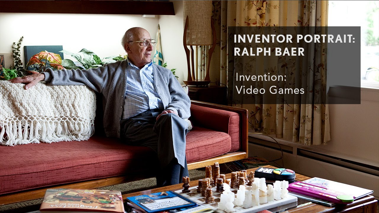 Meet The Man Who Invented Video Games