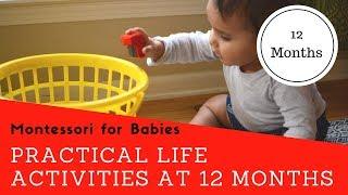 10+ Essential Life Skills to Teach your Child by 12 months