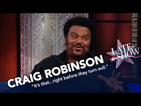 Craig Robinson Takes Stephen To Music School