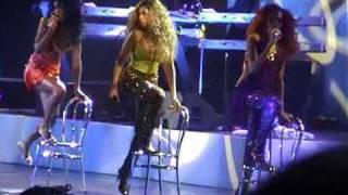 Destiny's Child - Independent Woman (Destiny Fulfilled World Tour 2005 - Barcelona, Spain)