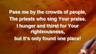 Take Me In (worship video w/ lyrics)
