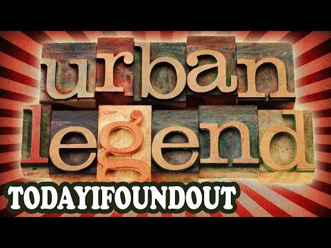 11 Popular Urban Legends Dispelled