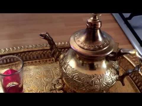 Té Árabe el auténtico أتاي elparaisodelossabores