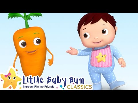 Yummy Vegetables Song - Nursery Rhymes and Kids Songs | Baby Songs | Little Baby Bum