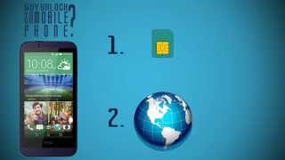 How to Unlock HTC Desire 510 EE, AT&T, O2, Rogers, Bell, T-Mobile & more?