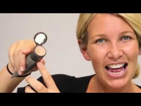 Pelactiv Mineral Make Up How To