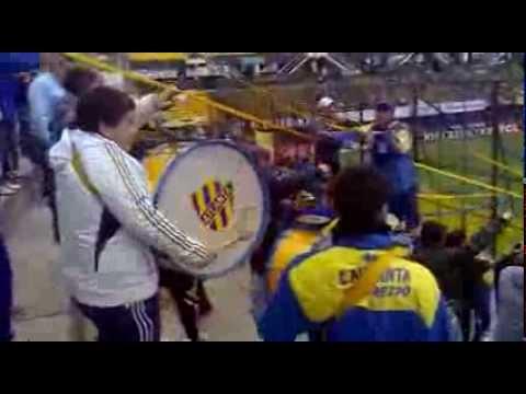 """atlanta vs tristan suarez,la hinchada de atlanta 14/9/2013"" Barra: La Banda de Villa Crespo • Club: Atlanta"