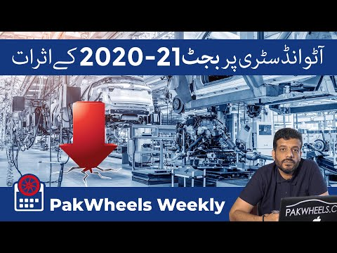 Impact Of Budget On Auto Industry | PakWheels Weekly