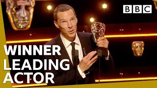 Бенедикт Камбербэтч, Benedict Cumberbatch wins Leading Actor BAFTA | The British Academy Television Awards 2019 - BBC