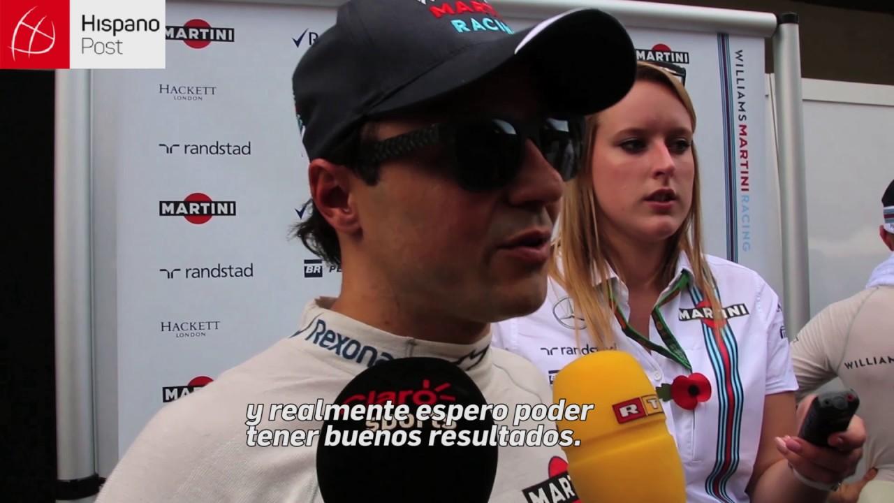 La despedida amarga de Felipe Massa en Interlagos