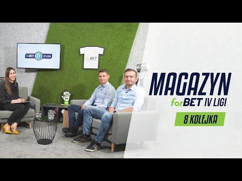 Paweł Głowacki i Łukasz Jegliński w Magazynie forBET IV ligi