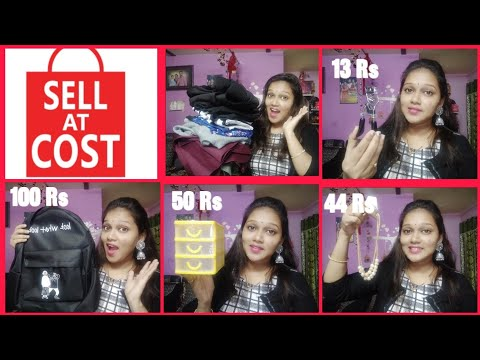 Sell At Cost Products Review  Starting from Rs 2 only😲  Cheapest Online Shopping App  