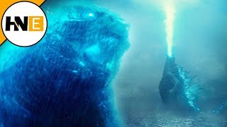 Godzilla's Secret Power for Defeating King Ghidorah | Godzilla: King of the Monsters