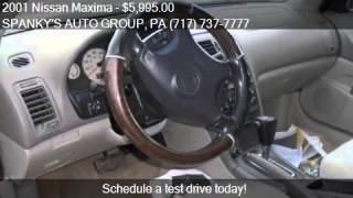 2001 Nissan Maxima for sale in MECHANICSBURG, PA 17055 at th