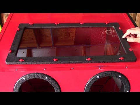 Video dan mp3 Pt 5 Hf Blast Cabinet Quick Change Glass Kit