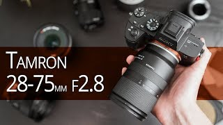 Tamron 28-75mm F2.8 For Sony FE - Lens Review