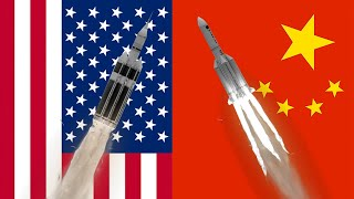 video: Watch: China is beating the US in the new space race - here's why