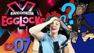 Gambar cover 2ND GYM & 2 LEGENDARIES!?   Pokemon Y Randomizer Egglocke Part 7