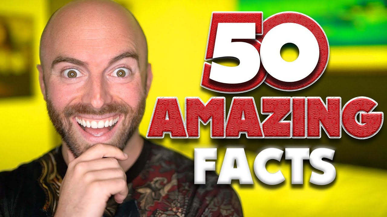 50 AMAZING Facts to Blow Your Mind! #99 thumbnail