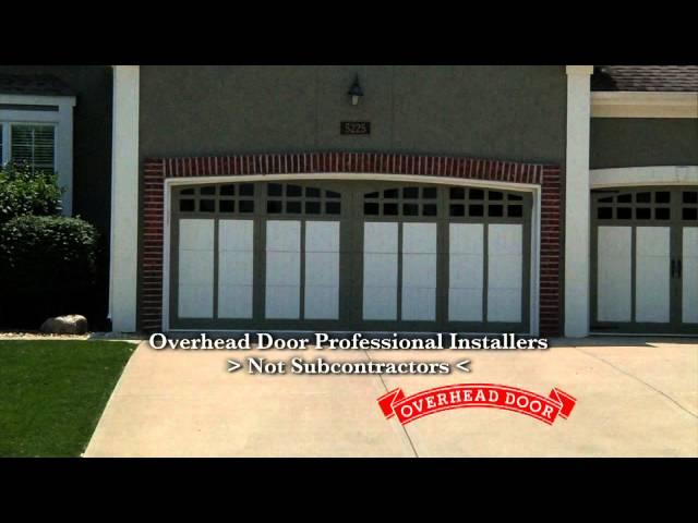 Nashville Garage Door Overhead Door Company Of Nashville