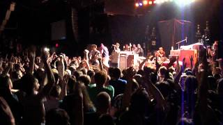 Every Time I Die - The New Black (Buffalo, NY - 3/31/2012)