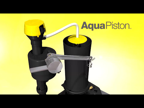 Kohler AquaPiston Flushing Technology