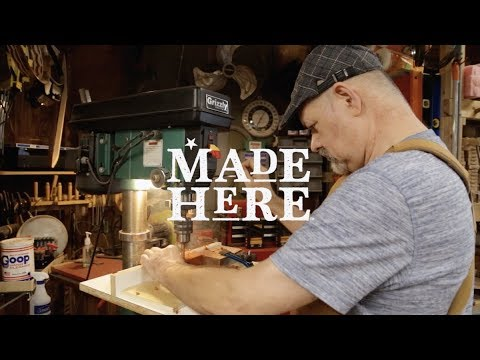 MADE HERE | Fine Woodworking And Unique Art