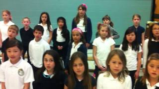 """Good Gifts"" - St. Denis Catholic Elementary School Choir (Melanie Doane cover)"