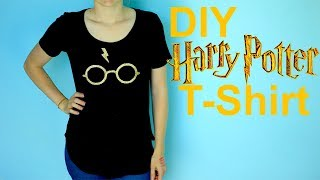 How To Make A Harry Potter Shirt! Cricut Project!