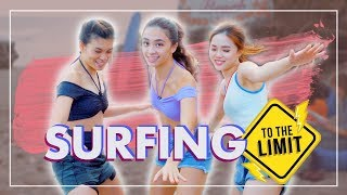 We Try Surfing For the First Time