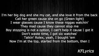 Rich Homie Quan - Flex (Ooh, Ooh, Ooh) (Song + Lyrics On Screen)