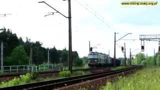 preview picture of video '[ PKP Cargo ]  ET22-803 z zimnym ET22-1174+węglarki @Kalety. 2014-06-01'