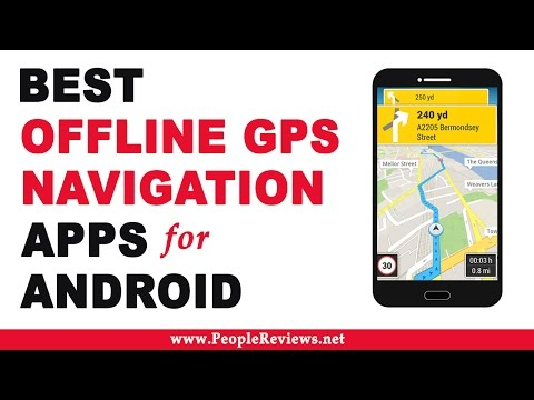 Best Offline GPS and Navigation Apps for Android – Top 10 List