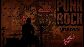 Μάθημα Ντραμς (9b') Punk-Rock Grooves – Part 1