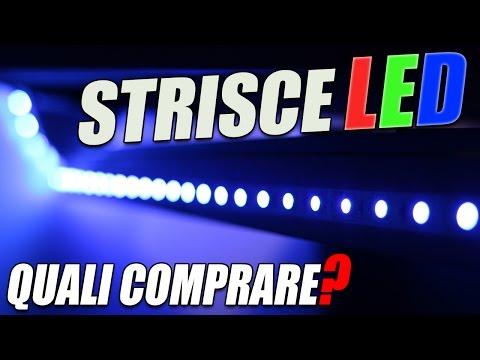 STRISCE LED - Quali Comprare e perché?