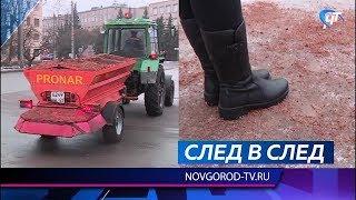 Зампрокурора города Татьяна Дубровина проверила работу дорожных служб