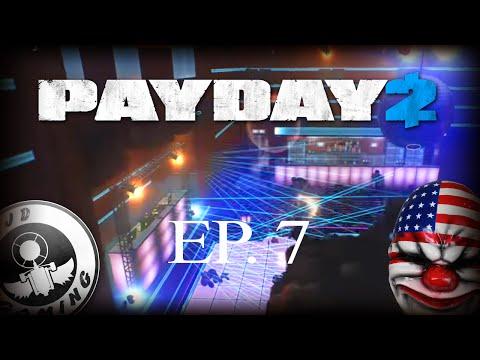 [CZ-LP] Payday 2 #7 - Noční klub