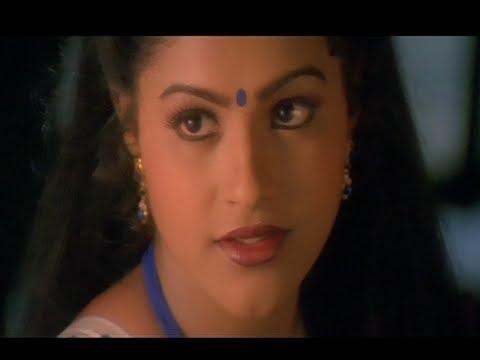 Kurumbakaran Movie Scenes - JD Chakravarthy & Raasi gazing at each other - Brahmanandam, Ali