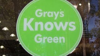 Grays Paint Grays Knows Green
