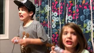 Kid Temper Tantrum Gets A Super Nintendo Entertainment System - Unboxing/Kids Review