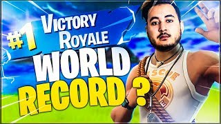 ON TENTE LE WORLD RECORD POUR LE TRIALS SKIRMISH !!!