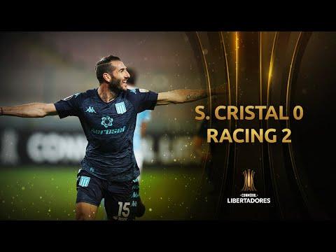 Sporting Cristal vs Racing Club</a> 2021-05-12