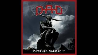 D A D # Monster Philosophy # 3R Entertainment AG # Full Album 2008