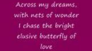 Elusive Butterfly By Dolly Parton WLyrics