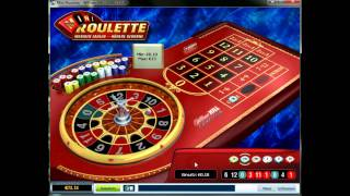 Online Casino - Roulette - Double Your Investment!