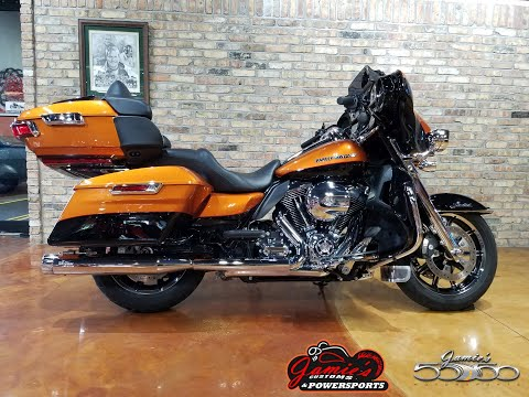 2015 Harley-Davidson Ultra Limited in Big Bend, Wisconsin - Video 1